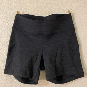 Outdoor voices black Cycling shorts (M)